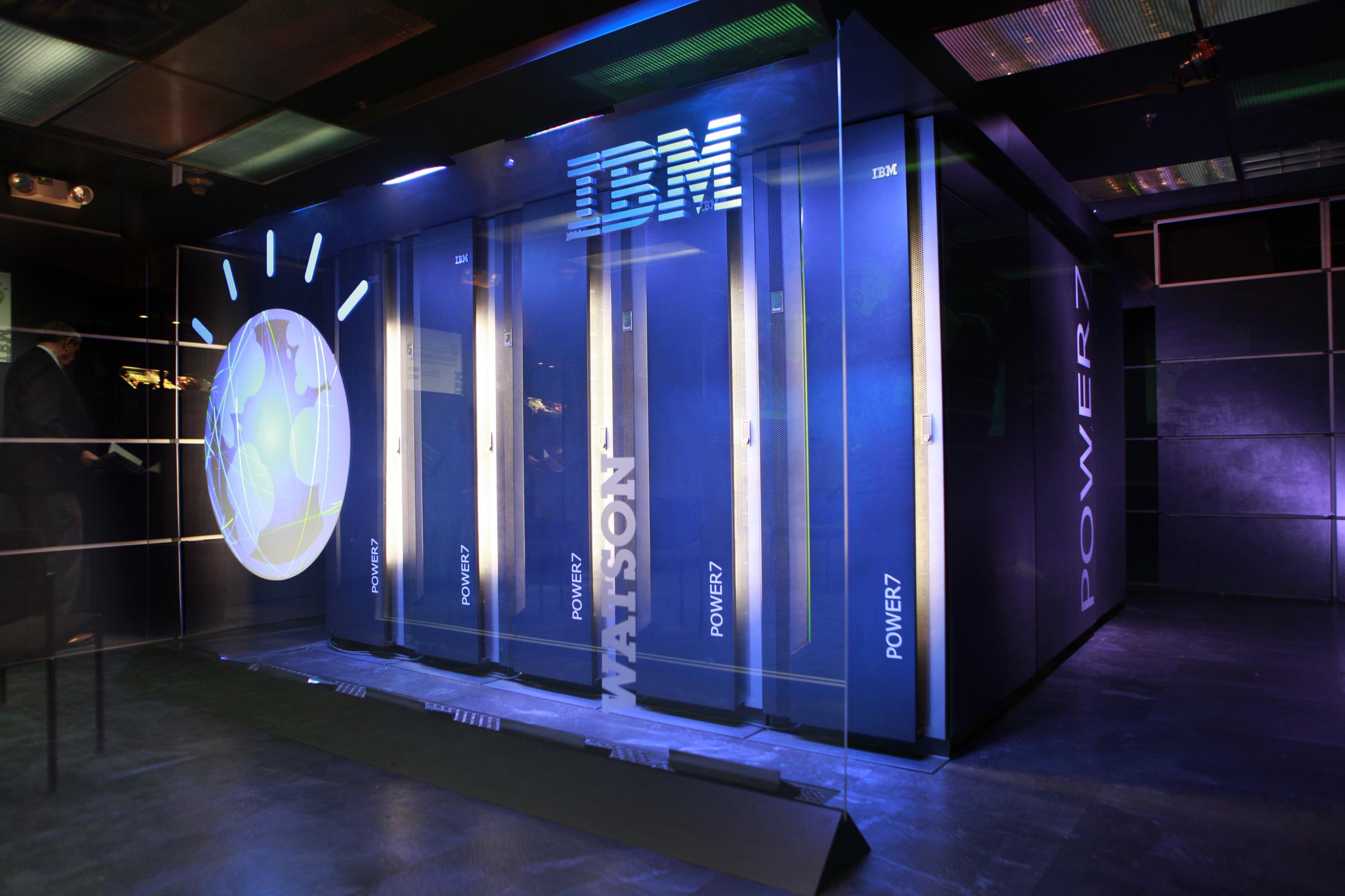 IBM Watson AI